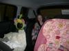 CareBear loves the new van.