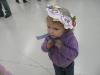 LiliBee\'s hat.