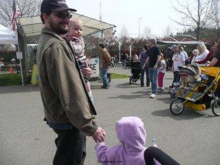 At the Fair.