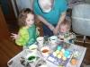 Egg coloring fun?