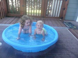 Bathing Beauties.