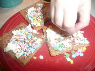 Sprinkles!