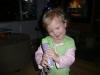 LiliBee on Christmas.