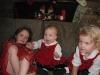 My three kids.