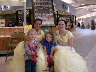 Real Princesses!