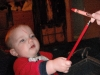 Crayon duel!