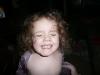 Cheesy grin