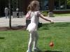 Yo-yo ballerina