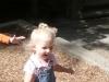 LiliBee runs.