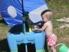 Water table fun with LiliBee.
