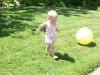LiliBee runs!