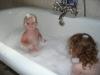 Bubble girls.