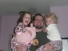 Papa and the girls.