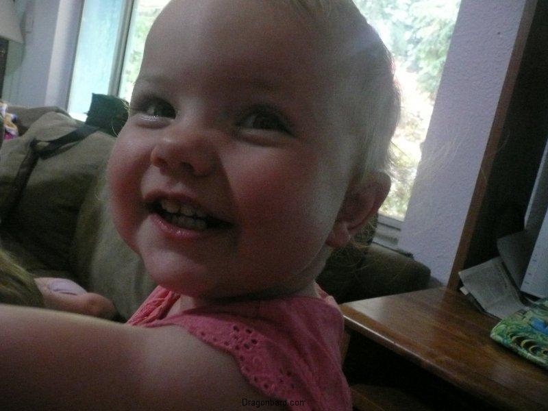 Smiley LiliBee.