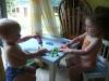 More Play Doh fun.
