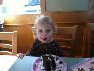 Cake for LiliBee!