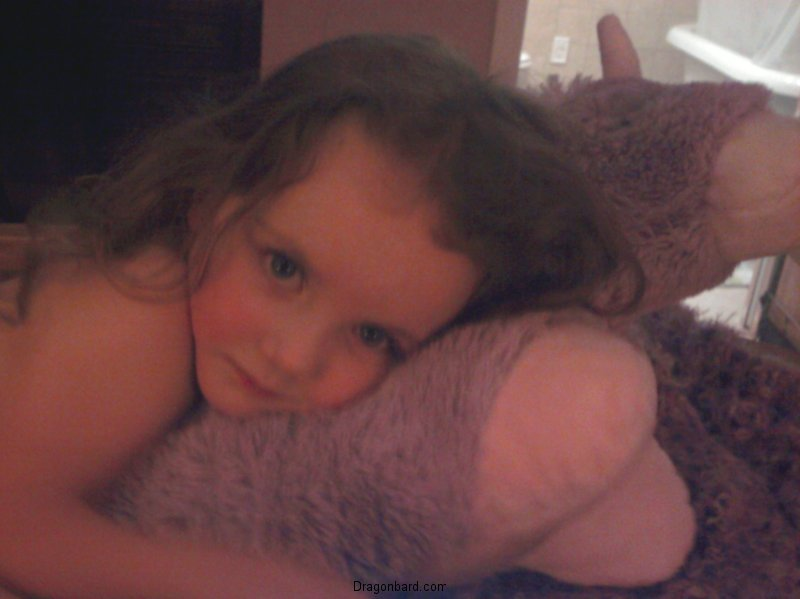 Love for the pillow pet.
