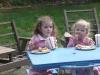 Bad picnic. Good weather.
