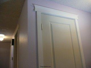 Pretty door!