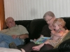 Story time with Grams and Pas.