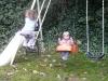 Swinging in November.