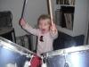 Rocker girl.
