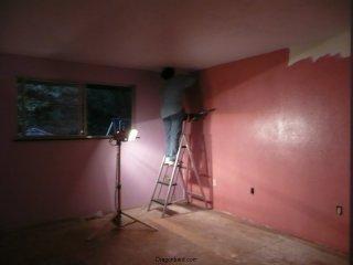 Grandma paints!