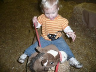 Ride \'em, LiliBee!