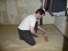 Carpet removal.
