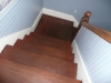 CareBear\'s view of the stairs.