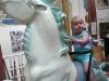 LiliBee matches her Sea Horse!