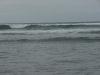 The ocean waves, again.
