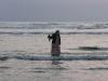 Amy likes the ocean.