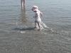 LiliBee makes a splash.